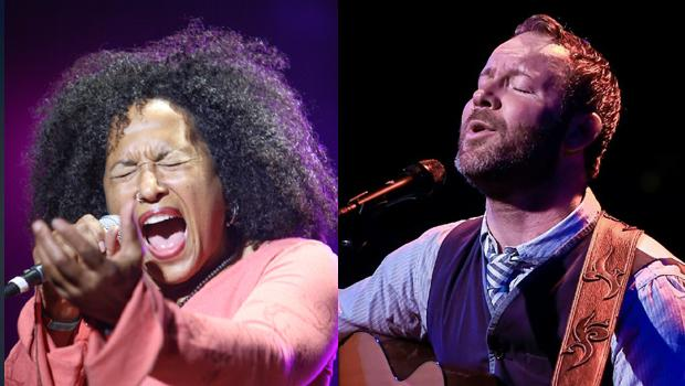 Bay Area musicisians Vicki Randle and Matt Alber are two of two dozen performing at the Luscious Queer Music Festival Aug. 22 - 24 in Lake County.