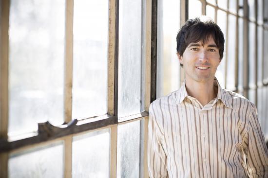 DJ/Composer Mason Bates.