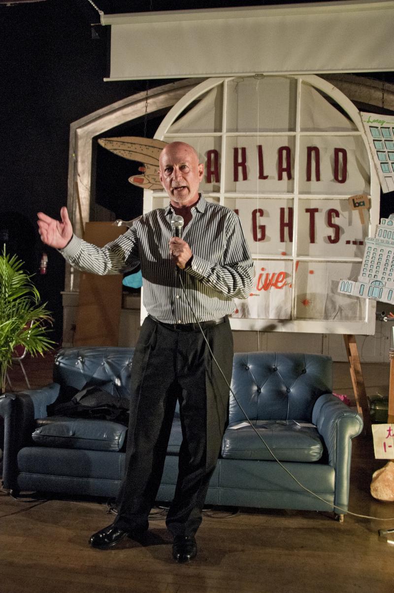 Dan Siegel at Oakland Nights Live