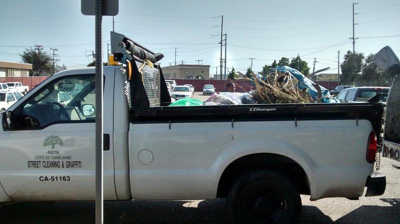 Public Works Pick-up
