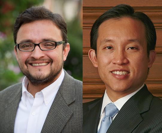 Supervisors David Campos & David Chiu