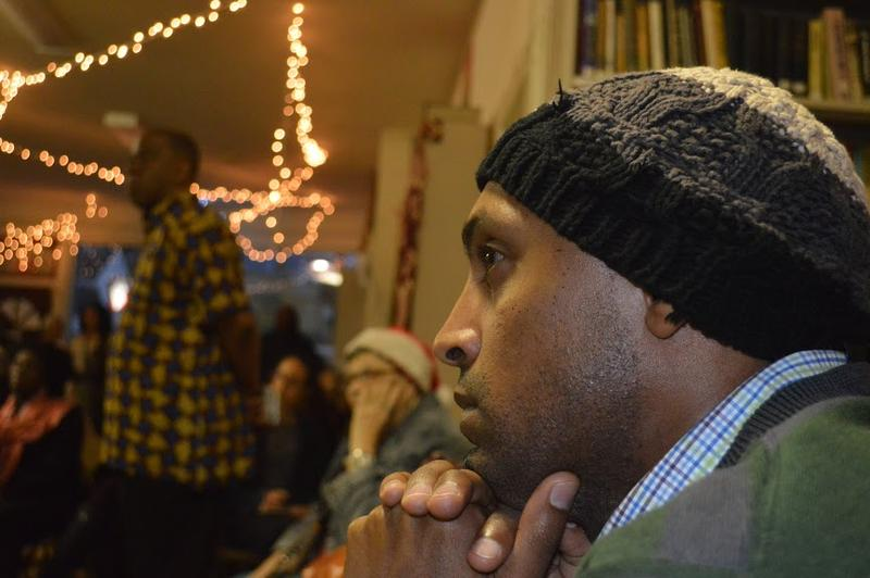 """""""Africa is more than Ebola"""" event at Priority Africa Network"""