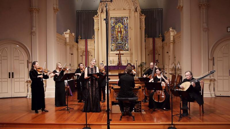 Voices of Music in concert...