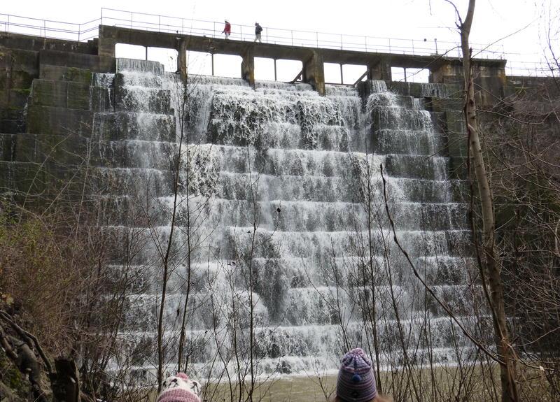 Seasrsville Dam