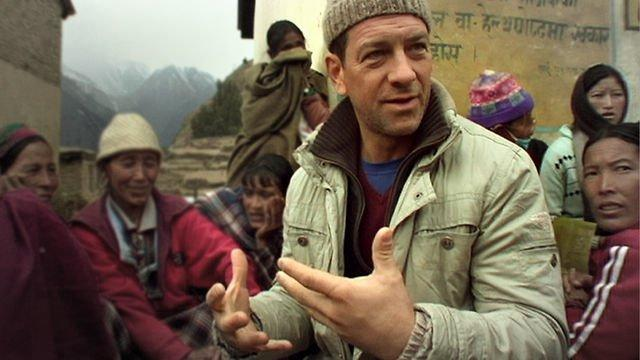 """Way of Life"" documents an American artist's exploration of the Himalayan region."