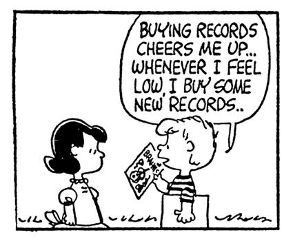 In celebration of Record Store Day