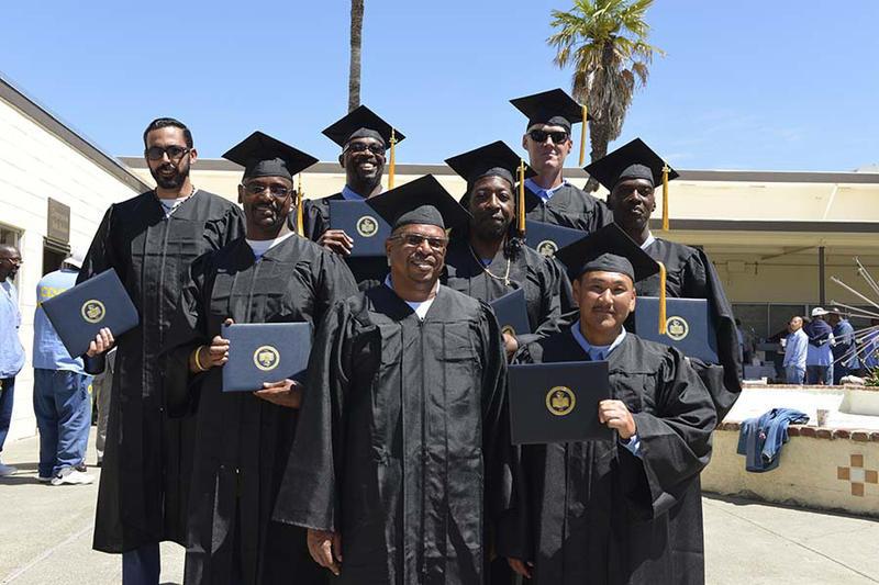 Prison University Project Graduates of 2013
