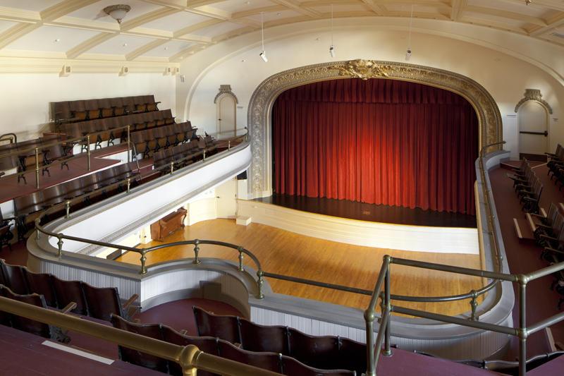 The Kelly Cullen Community Auditorium in San Francisco.