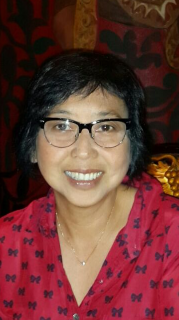 Hediana Utarzi of Asian Women's shelter