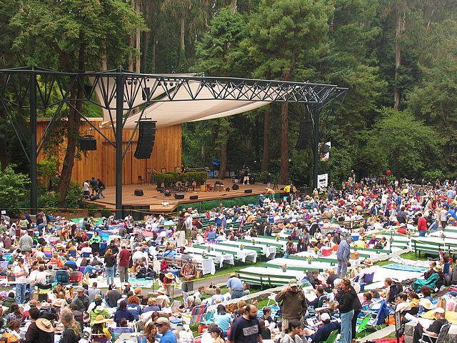 Stern Grove Festival 2015!