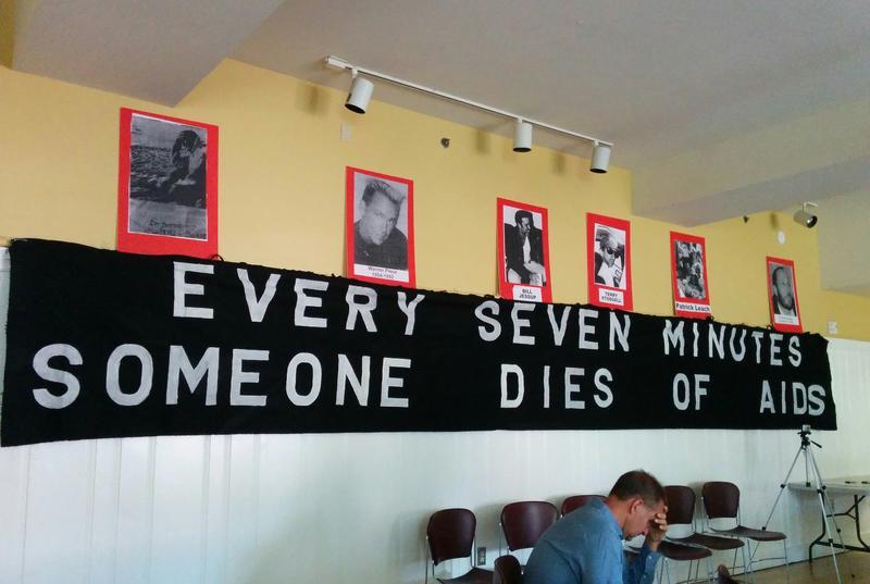ACT UP Memorial