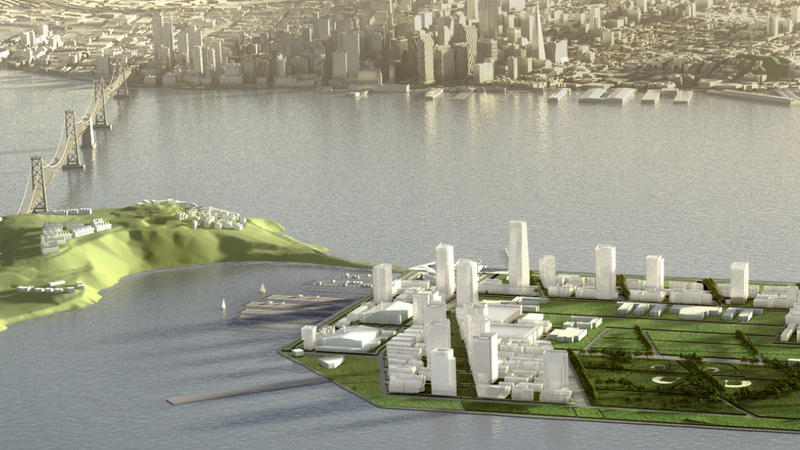 Rendering from 'Treasure Island and Yerba Buena Island Design for Development