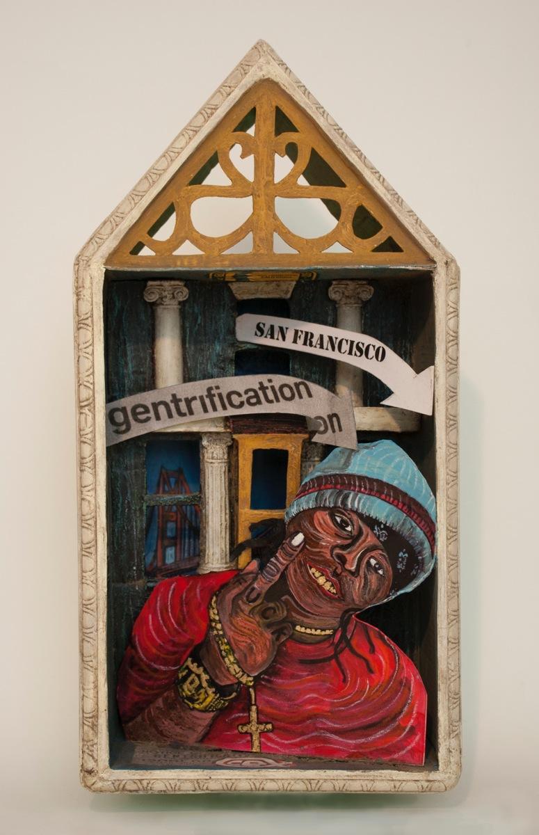 "William Rhodes' ""Last Patron Saint of the Bayview"""
