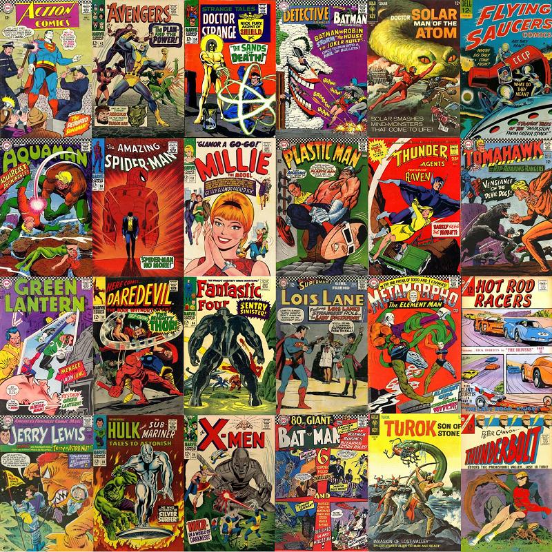 Free Comic Book Day 2015: National Comic Book Day-KALW Almanac-9/25/2015