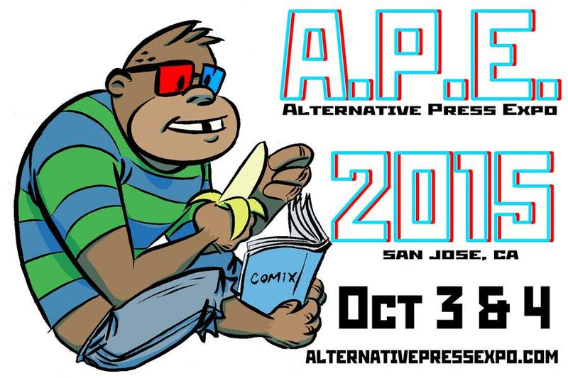 21st Annual Alternative Press Expo moves to San Jose this weekend.