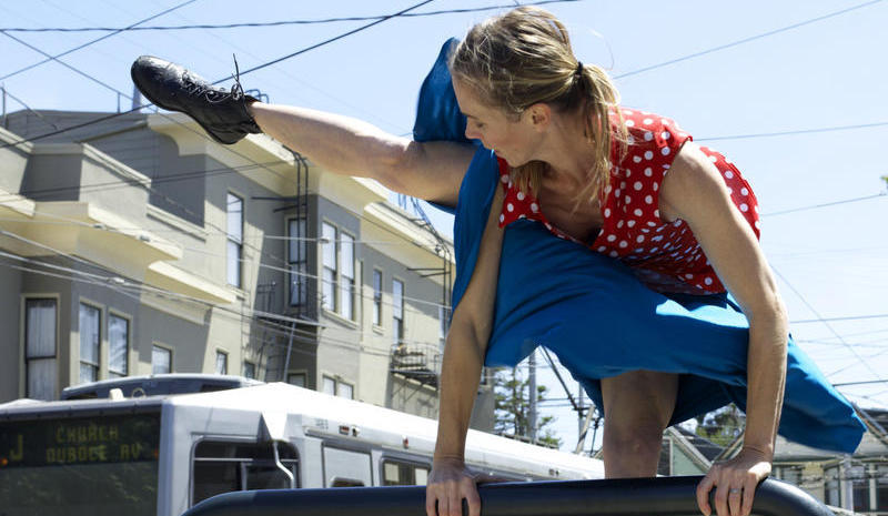 Jennifer Perfilio, SF Trolley Dances