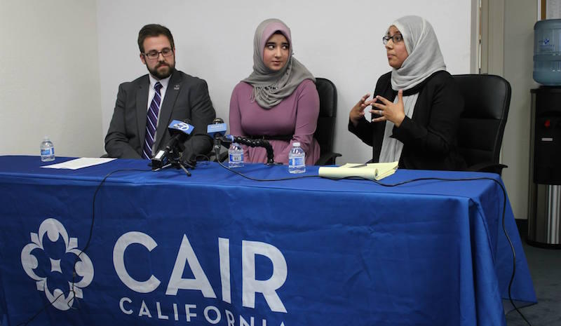 CAIR staff in October 2015.