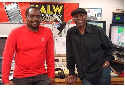 Africa Mix hosts Edwin Okong'o and Emmanuel Nado