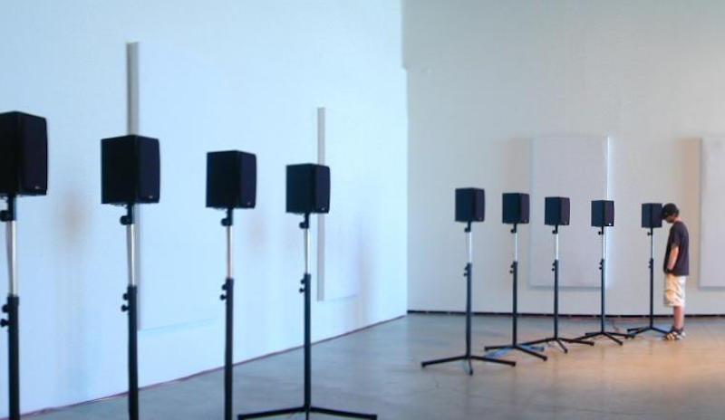 "Experience Janet Cardiff's masterwork ""The 40 Part Motet"" before it leaves the Bay Area."