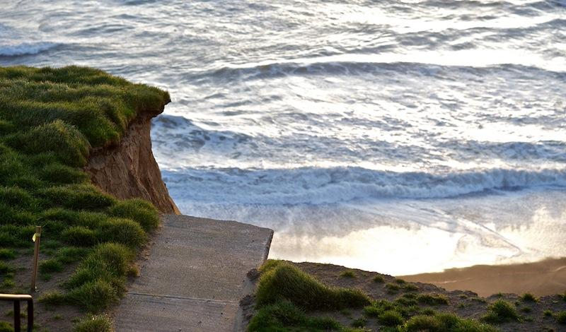 """""""Erosion Uncontrolled"""" in Pacifica, 2010"""