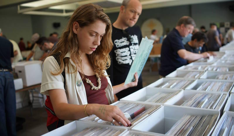 California's largest music swap is back this weekend.
