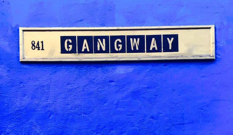 Raise a toast to The Gangway before its doors might close.