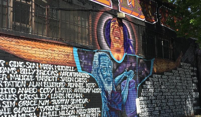 """Silence the Violence"" - East Oakland"
