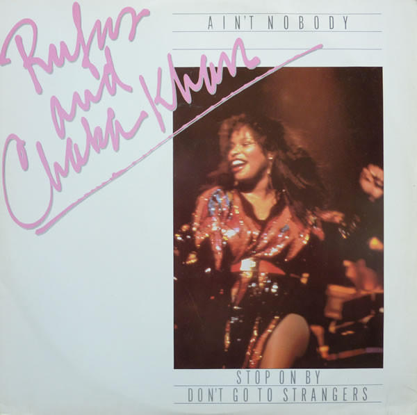 Ain't nobody chaka khan sheet music rufus and chaka khan sheet.
