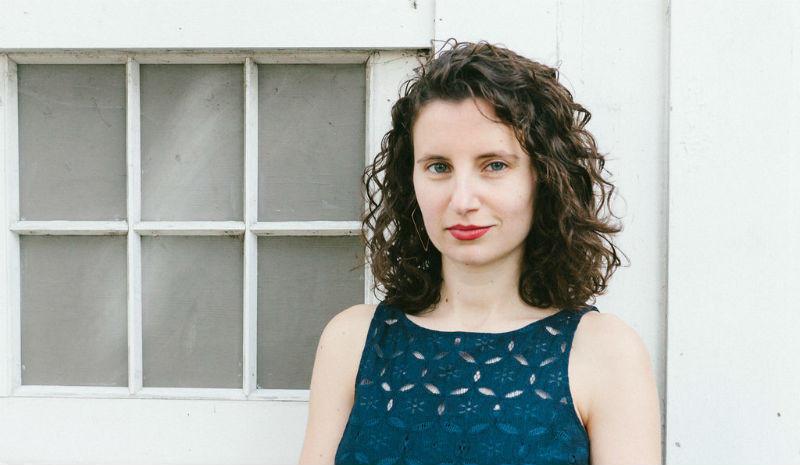 Poet, Natasha Huey