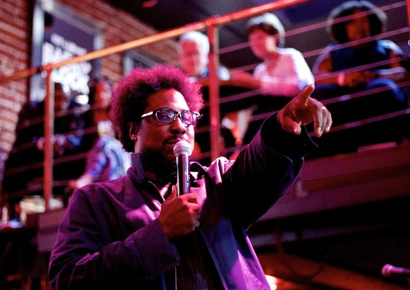 W. Kamau Bell at the New Parish July 14, 2016