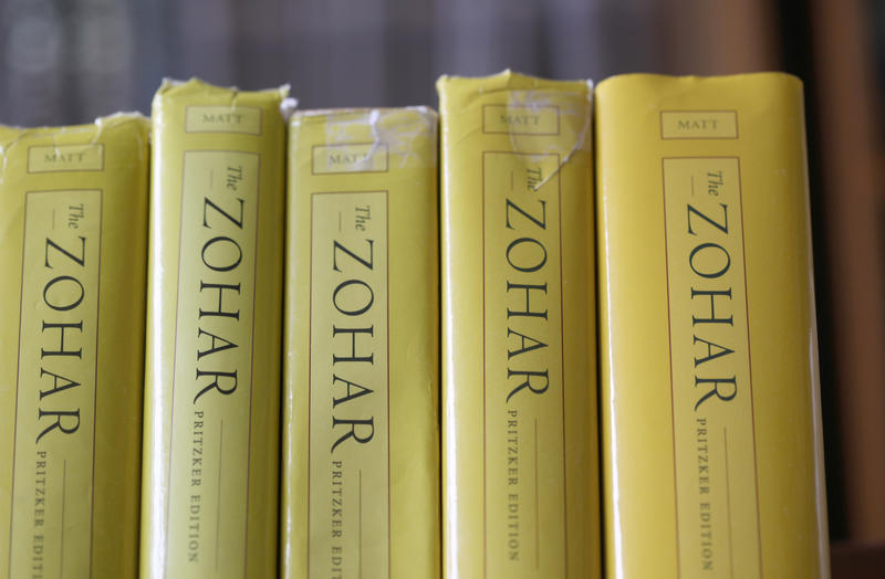 Several of the volumes that are part of Matt's multi-volume translation of the Zohar.