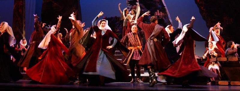 Donizetti's 'Lucia di Lammermoor' opens the new season of Opera San Jose…