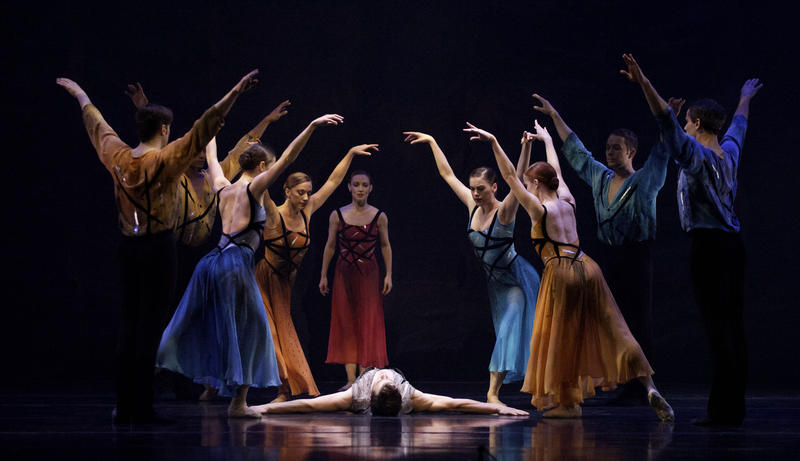 Smuin presents Stabat Mater, Michael Smuin's response to 9/11, in observance of that event's 15th anniversary in Dance Series 01, launching the  company's 2016-2017 season...