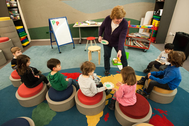 Preschool Storytime at Skokie Public Library in Skokie, IL