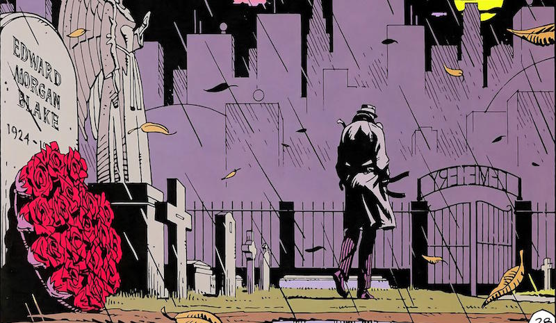 "The graphic novel ""Watchmen"" is part of UC Berkeley's new exhibit, ""Beyond Tintin and Superman: The Diversity of Global Comics."""
