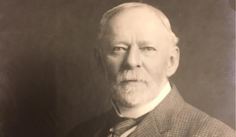 Charles A. Murdock, chair of the 1909 San Francisco Street Re-naming Commission  (circa 1913)
