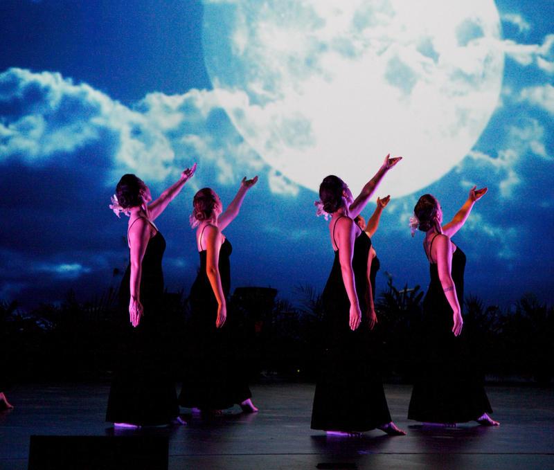 The Gift, part of 'The Natives Are Restless' by dance troupe Nā Lei Hulu I Ka Wēkiu...