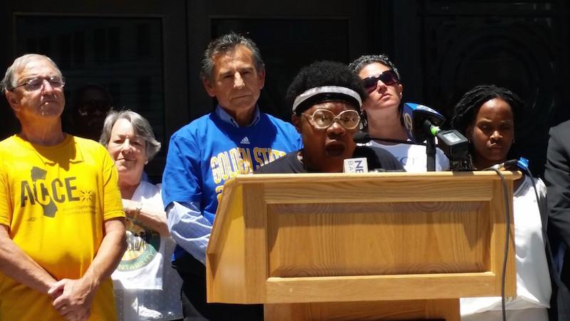 PUEBLO activist Gwen Hardy on Measure LL