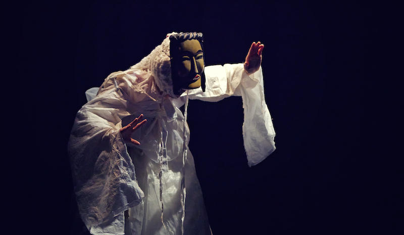 Ritual Performer Dohee Lee speaks about the shamanist inspirations for her works on SFMOMA's new podcast.