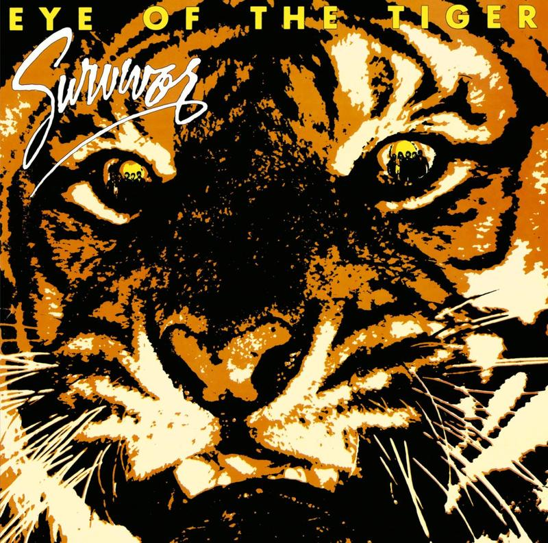 Survivor - Eye of the Tiger [1982]