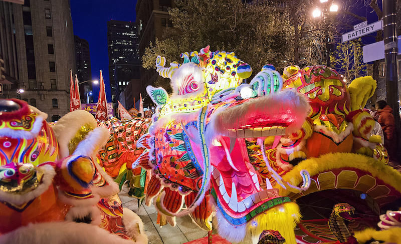 Get ready for SF's Lunar New Year parade happening this Saturday.