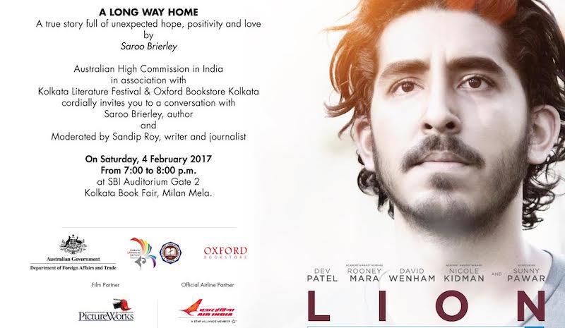 Kolkata Lit Fest promotional