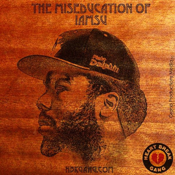 The Miseducation Of IamSu! [2011]