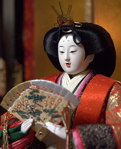 Hina Matsuri (Doll Festival) in Japan today
