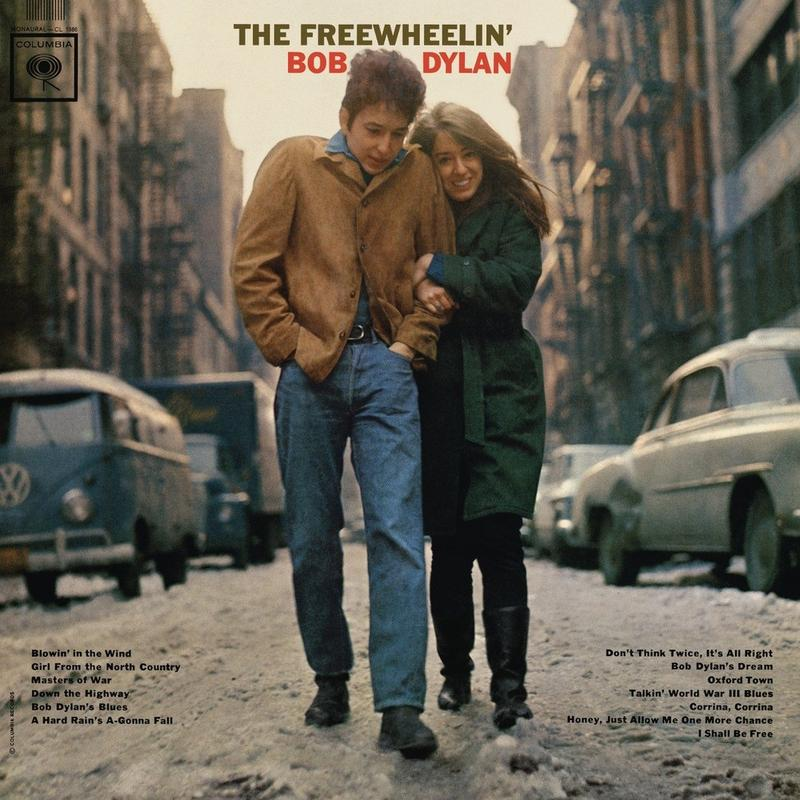 Bob Dylan - The Freewheelin' Bob Dylan [1963]