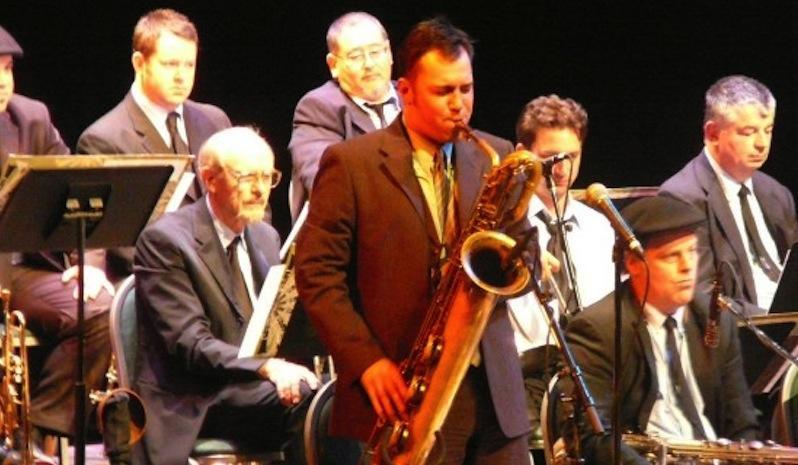 Fil Lorenz Combo in concert