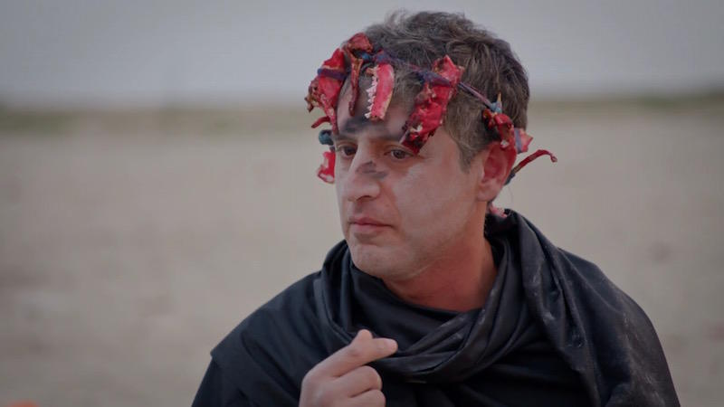 Reza Aslan on the CNN program Believer.