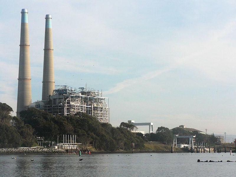 Moss Landing Power Plant