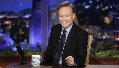 Happy Birthday, Conan O'Brien!