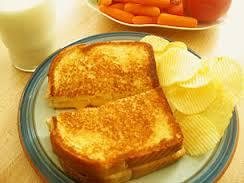 It's Grilled Cheese Sandwich Day...yum!